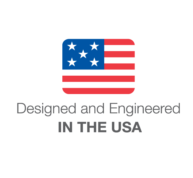 USA Designed and Engineered